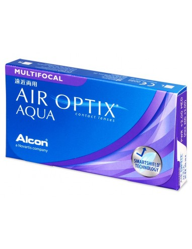 Контактные линзы Air Optix Aqua...